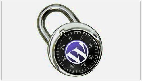 Как поставить пароль на страницу сайта WordPress