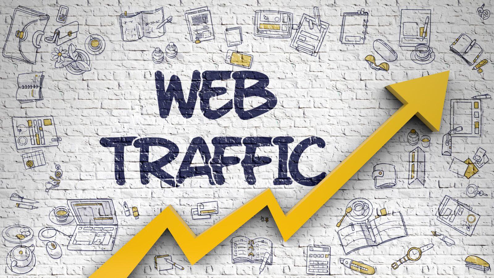 web traffic - Партнерский маркетинг - что это такое и как начать зарабатывать
