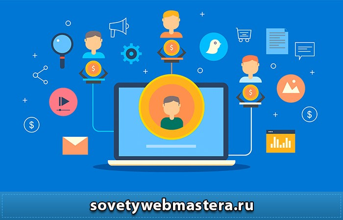 shemy partnerskih prodazh - Схемы партнерских продаж